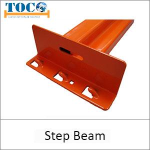 step-beam