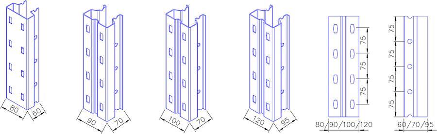 upright-column